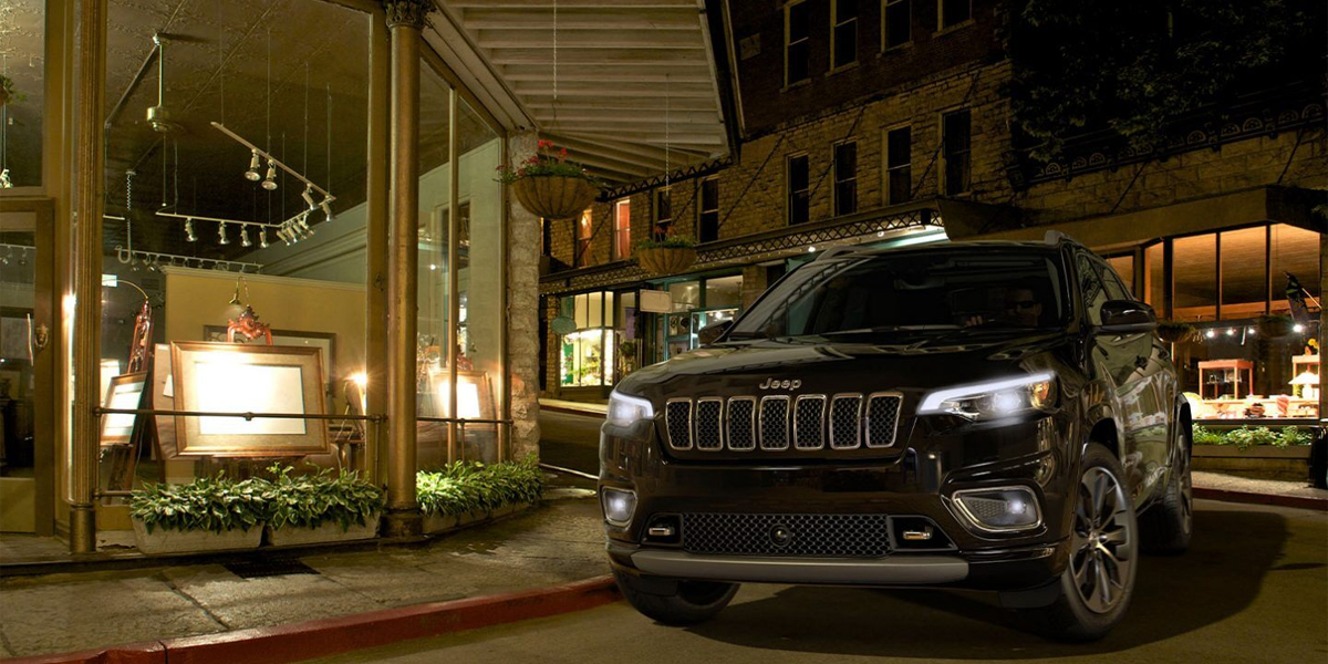 2020 Jeep Cherokee Lease and Specials on Long Island New York