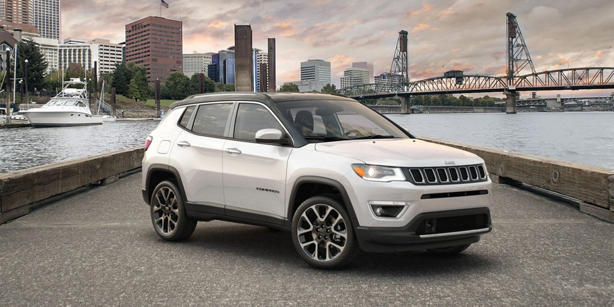 Buy the 2020 Jeep Compass near Westbury NY