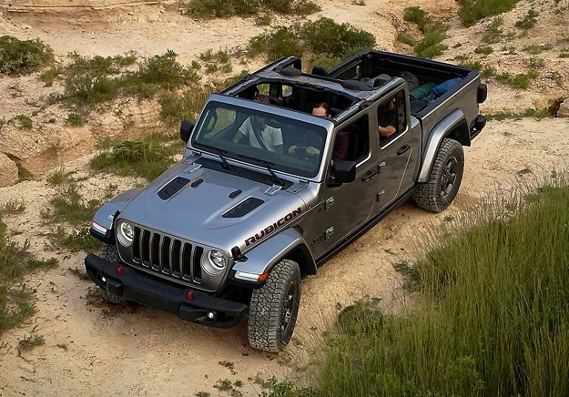 Long Island Review - 2020 Jeep Gladiator Mojave