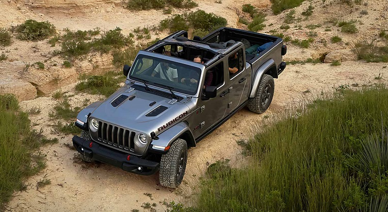 2020 Jeep Gladiator - Long Island Review