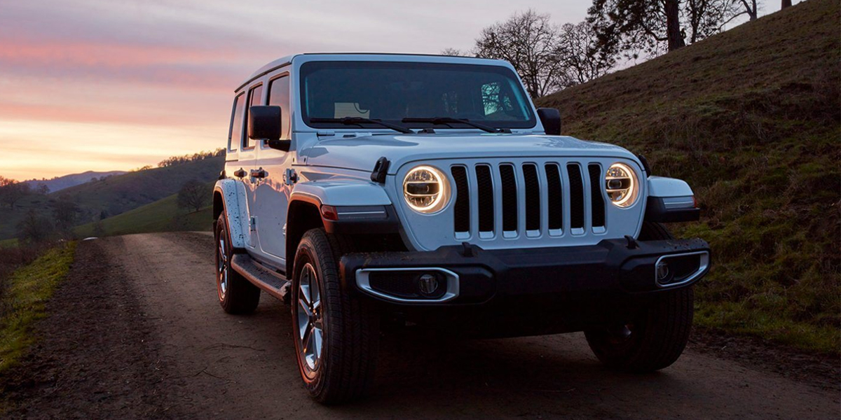 Why Buy 2020 Jeep Wrangler near Westbury NY