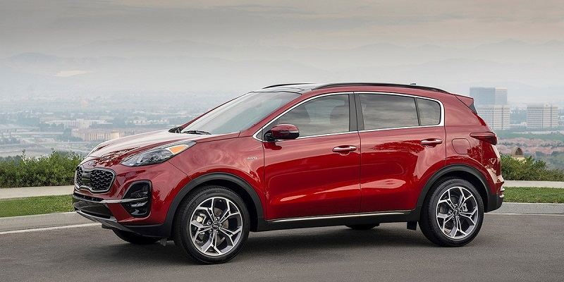 Atlanta GA - 2020 Kia Sportage's Mechanical