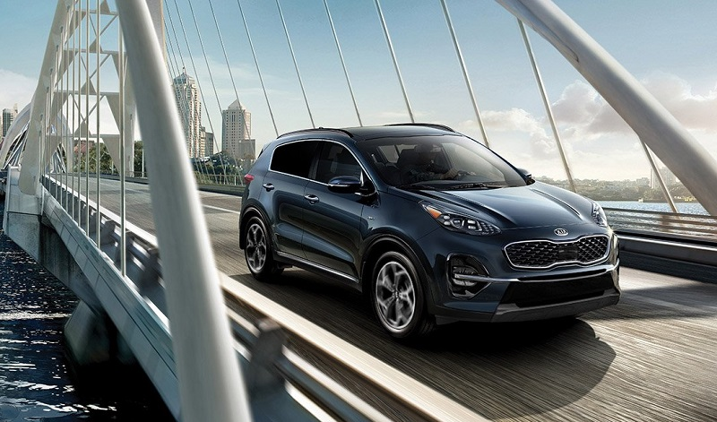 Kia dealership near Kennesaw GA - 2020 Kia Sportage