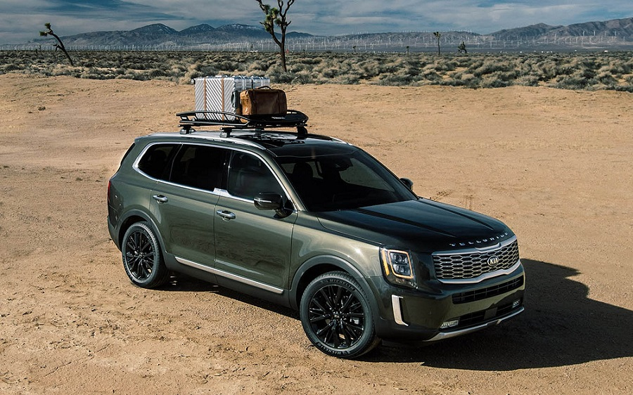 Kia dealership near Kennesaw GA - 2020 Kia Telluride