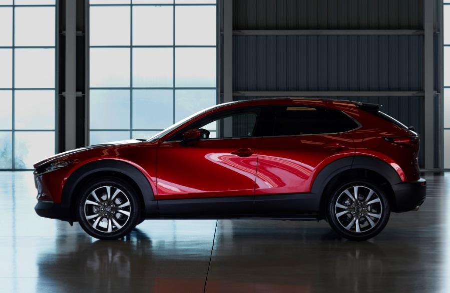 Charlotte NC - 2020 Mazda CX-30's Exterior