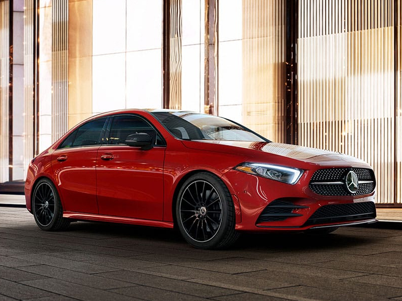 Athens TN - 2020 Mercedes-Benz A 220 Sedan's Overview