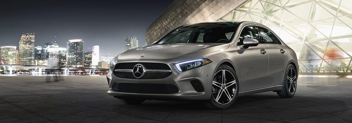 Check out the 2020 Mercedes-Benz A 220 near Dalton GA