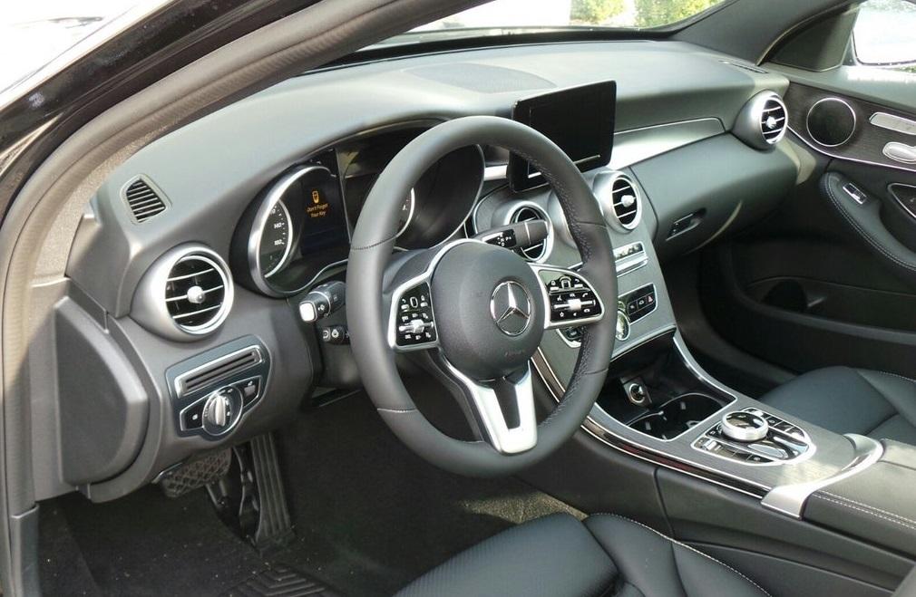 Chattanooga TN - 2020 Mercedes-Benz C 300 Sedan's Interior