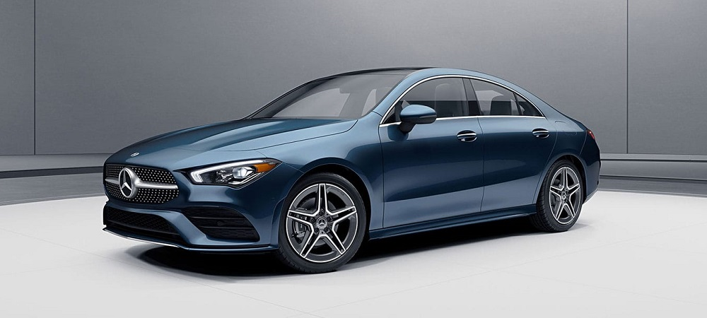 Lease the 2020 Mercedes-Benz CLA near Fort Payne AL
