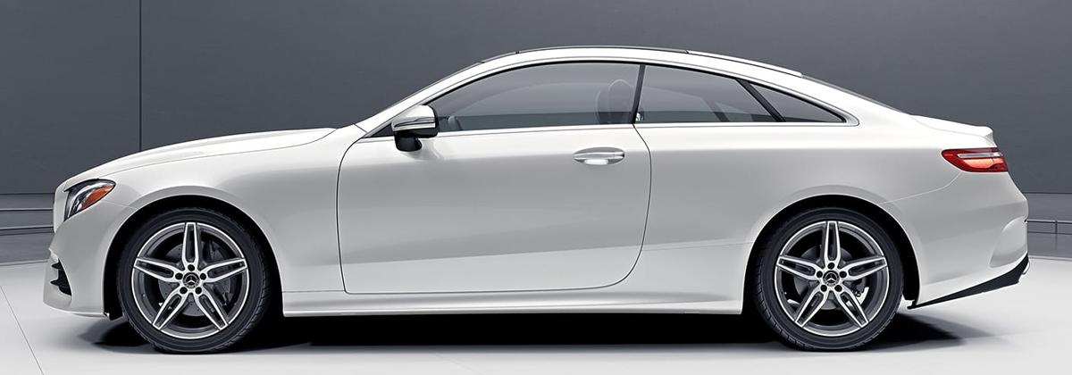 2020 Mercedes-Benz E-Class Coupe Model Trim Levels