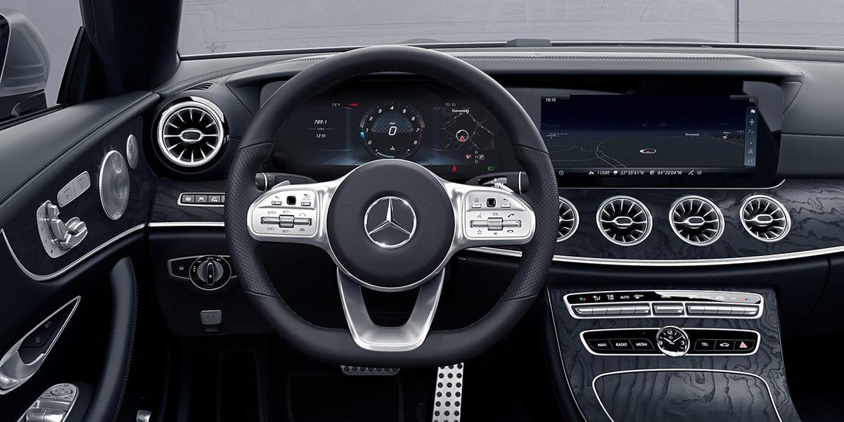 Chattanooga TN - 2020 Mercedes-Benz E-Class Coupe's Interior