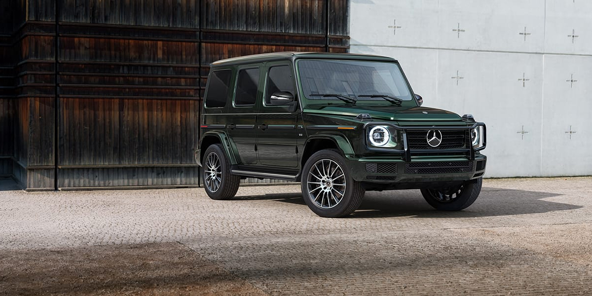 Buy a 2020 Mercedes-Benz G 550 SUV near Dalton GA