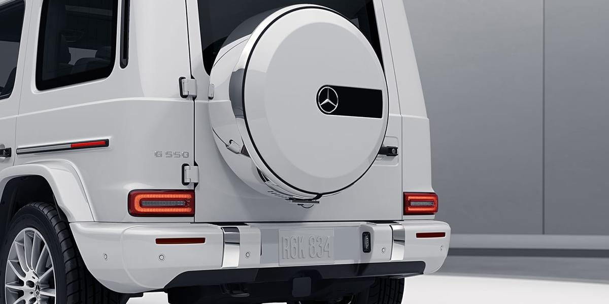Chattanooga TN - 2020 Mercedes-Benz G 550 SUV's Exterior