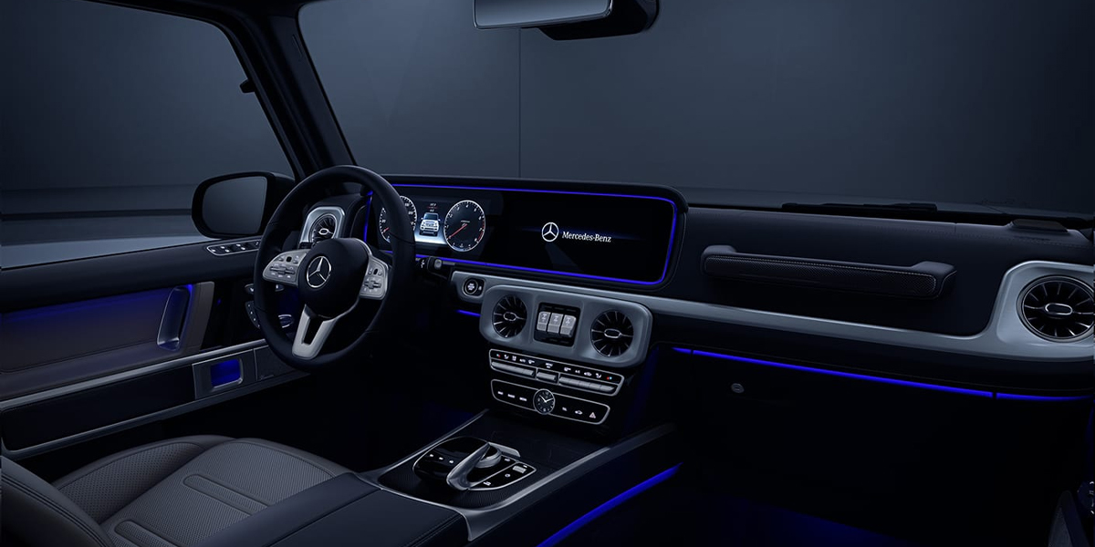 Chattanooga TN - 2020 Mercedes-Benz G 550 SUV's Interior