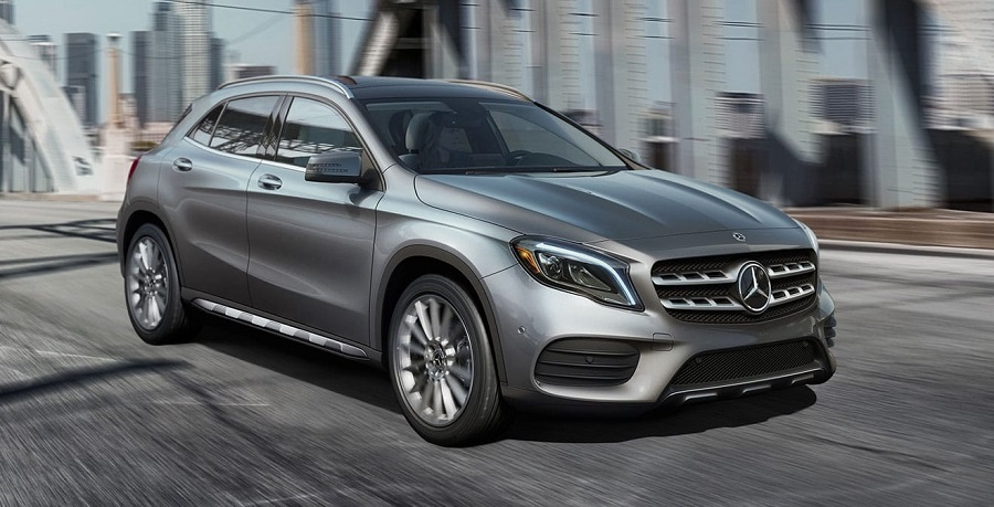 New Mercedes-Benz lease offers near Calhoun GA