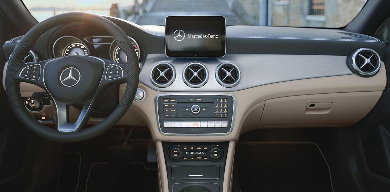 Chattanooga TN - 2020 Mercedes-Benz GLA SUV's Interior