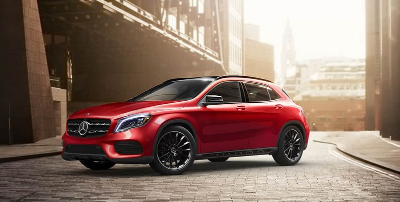 Buy, Lease, or Finance the 2020 Mercedes-Benz GLA 250 near Athens TN