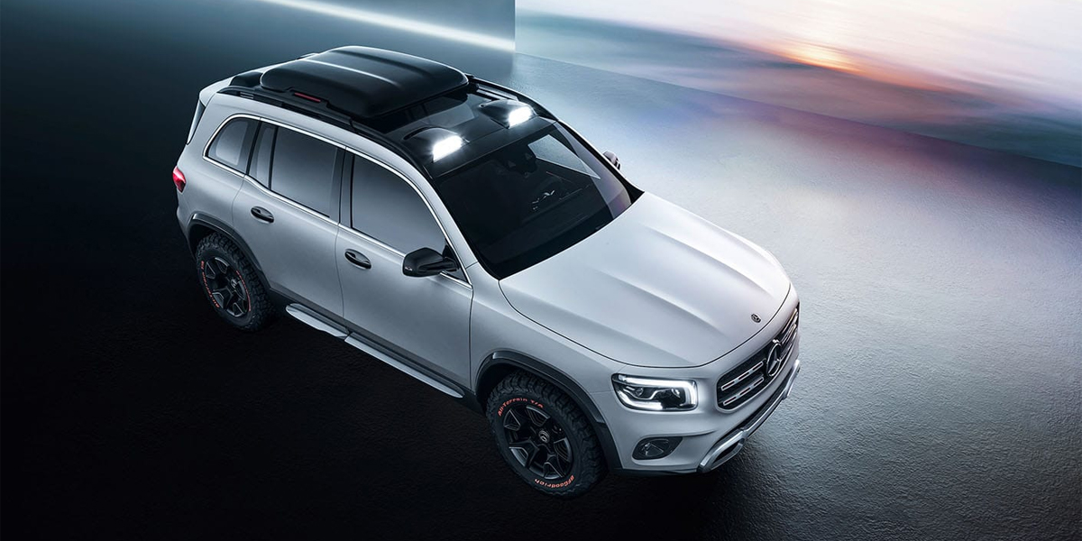 Learn about the 2020 Mercedes-Benz GLB near Athens TN
