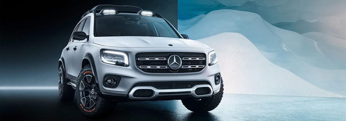 Mercedes-Benz dealership near me Dalton GA
