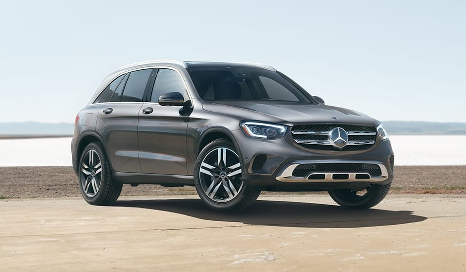 Take home a 2020 Mercedes-Benz GLC 300 near Dalton GA