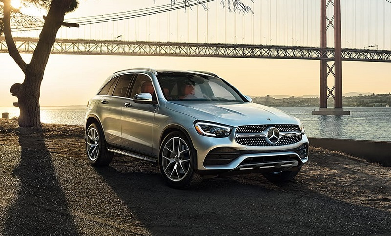 Chattanooga TN - 2020 Mercedes-Benz GLC 300's Exterior