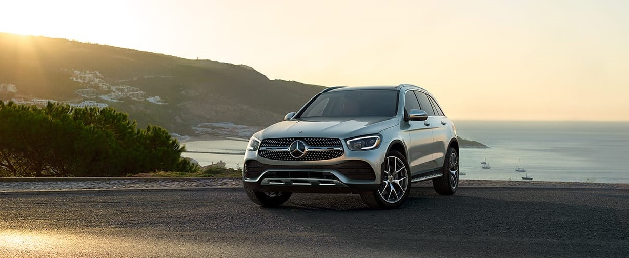 Explore the 2020 Mercedes-Benz GLC SUV in Chattanooga TN