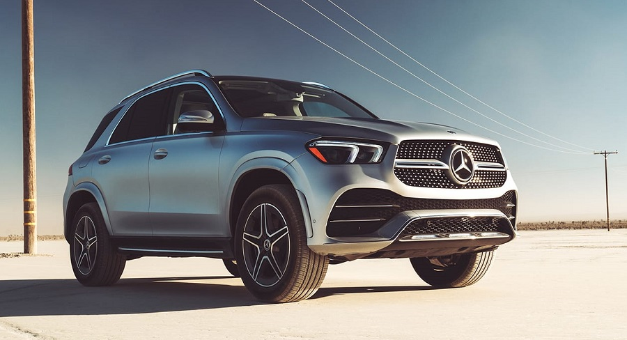 What's new with the 2020 Mercedes-Benz GLE 350 near Athens TN