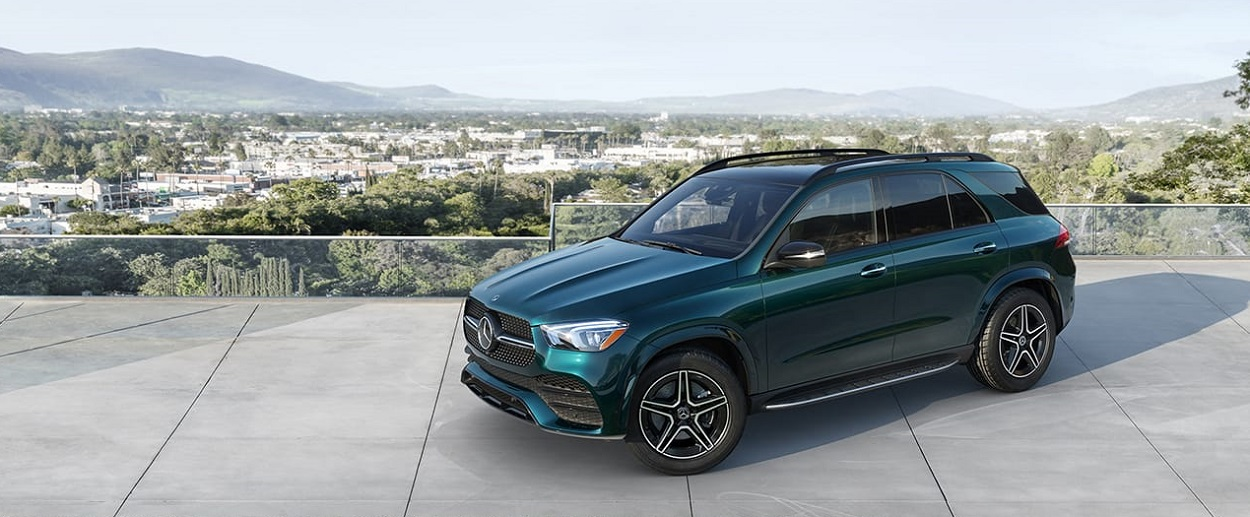2020 Mercedes-Benz GLE 350 Special near Athens TN