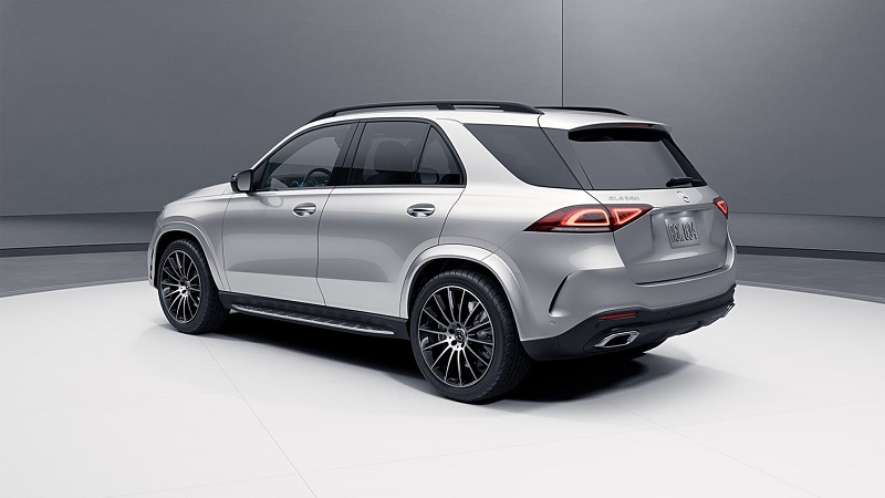Explore the 2020 Mercedes-Benz GLE near Fort Payne AL