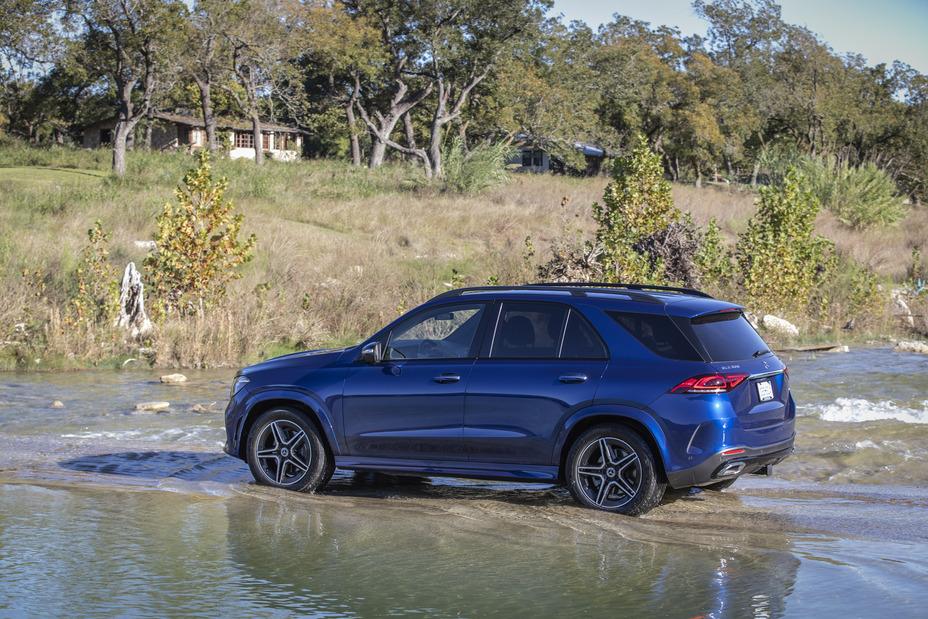Buy, Lease, or Finance the 2020 Mercedes-Benz GLE 350 near Calhoun GA