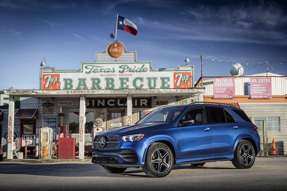 Lease the 2020 Mercedes-Benz GLE near Gadsden AL