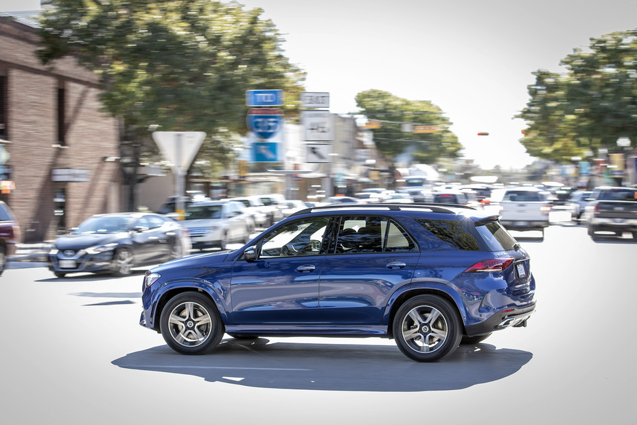 Are You Excited to Drive in a New 2020 Mercedes-Benz GLE 350 Near Athens