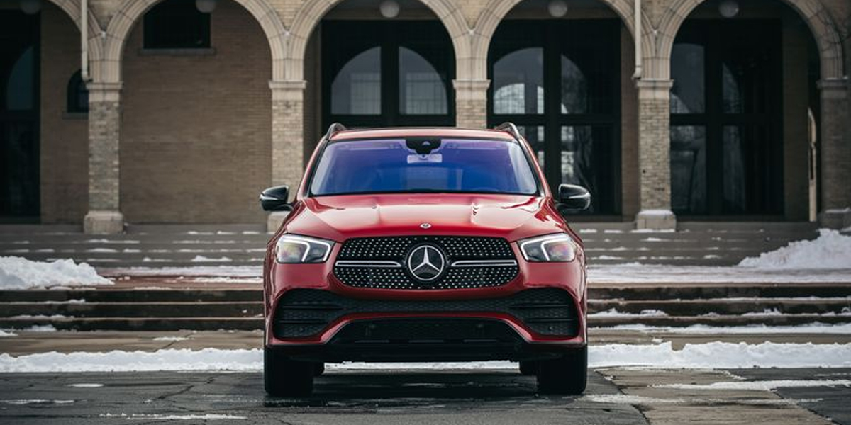 Athens TN - 2020 Mercedes-Benz GLE 450 4MATIC® SUV's Overview