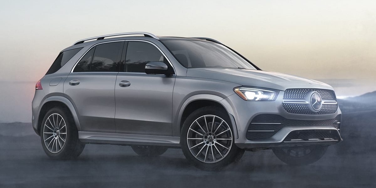Focus your attention on the 2020 Mercedes-Benz GLE Class near Calhoun GA
