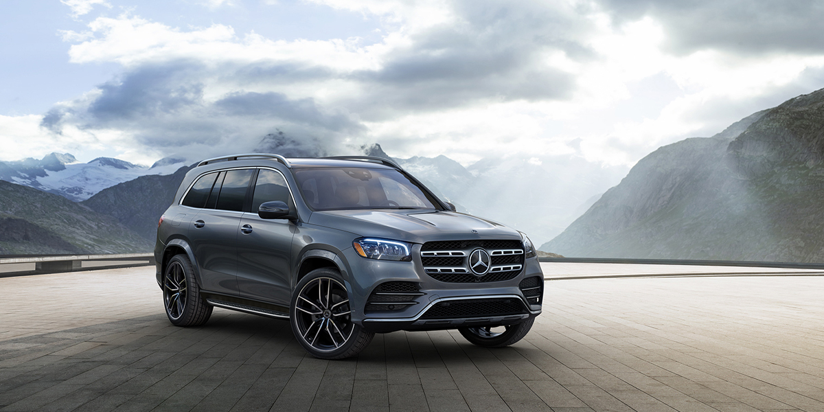 Explore the Mercedes-Benz GLS in Chattanooga TN