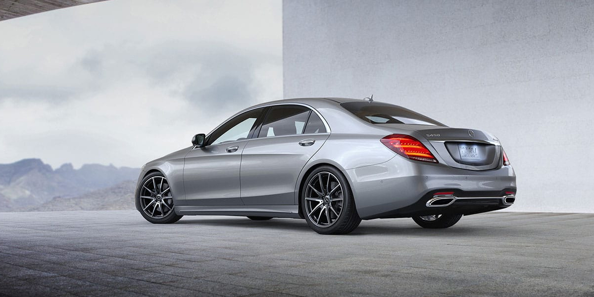 Lease the 2020 Mercedes-Benz S-Class near Dalton GA