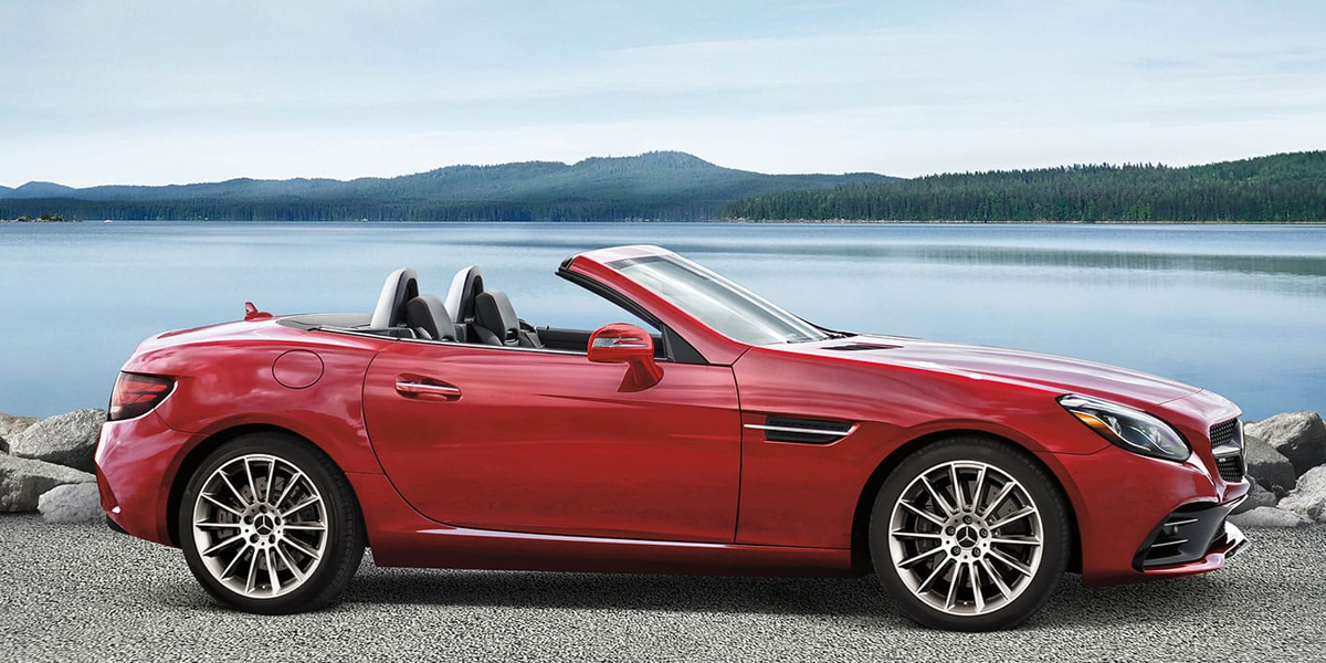 Purchase a 2020 Mercedes-Benz SLC 300 Roadster from the comfort of your home in Tennessee