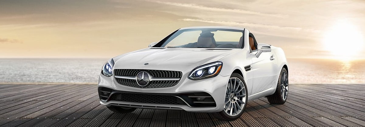Shop Online 2020 Mercedes-Benz SLC 300 Roadster in Chattanooga TN