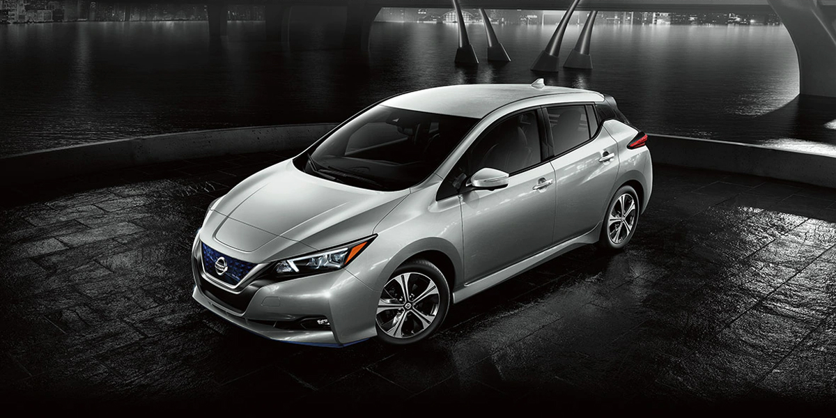 2020 Nissan LEAF Lease and Specials near Orlando FL