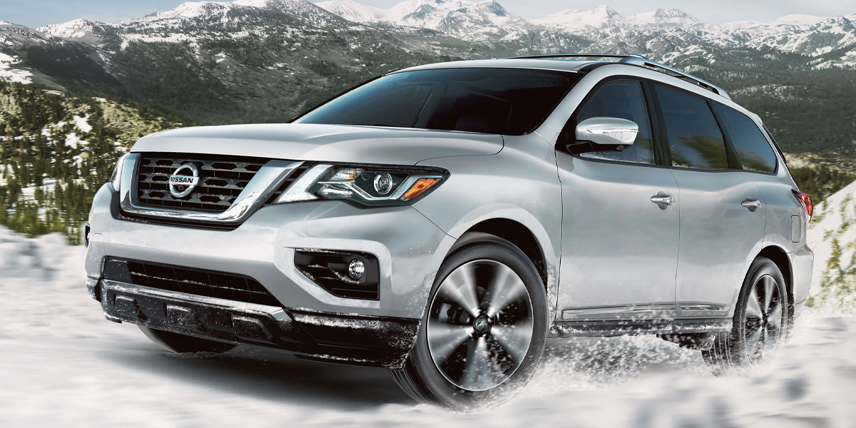 2020 Nissan Pathfinder Lease and Specials in Leesburg FL