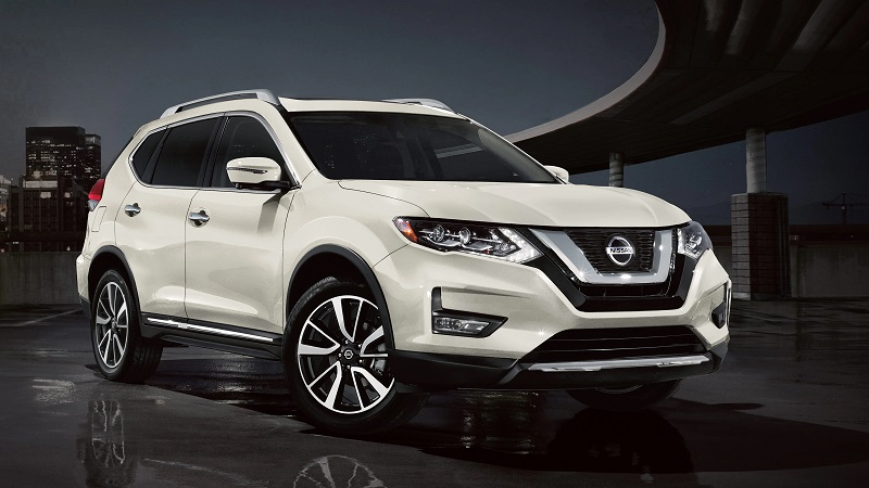 Research 2020 Nissan Rogue in Leesburg FL