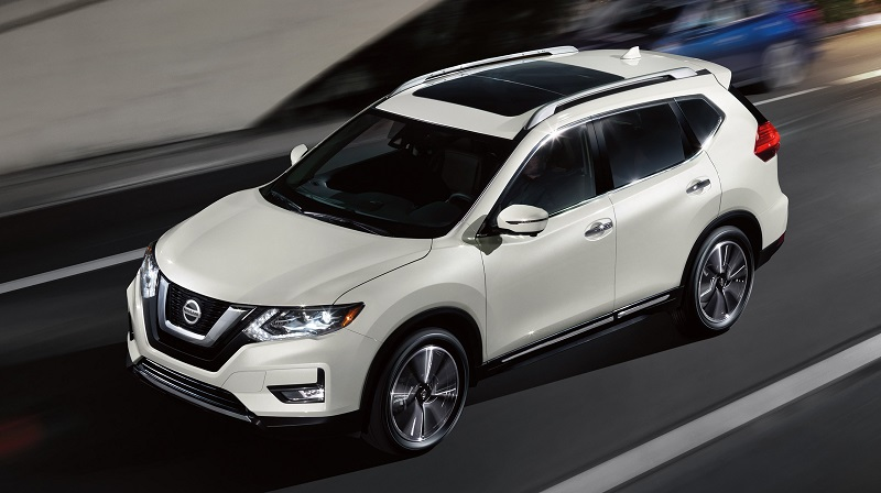 Leesburg FL - 2020 Nissan Rogue's Overview