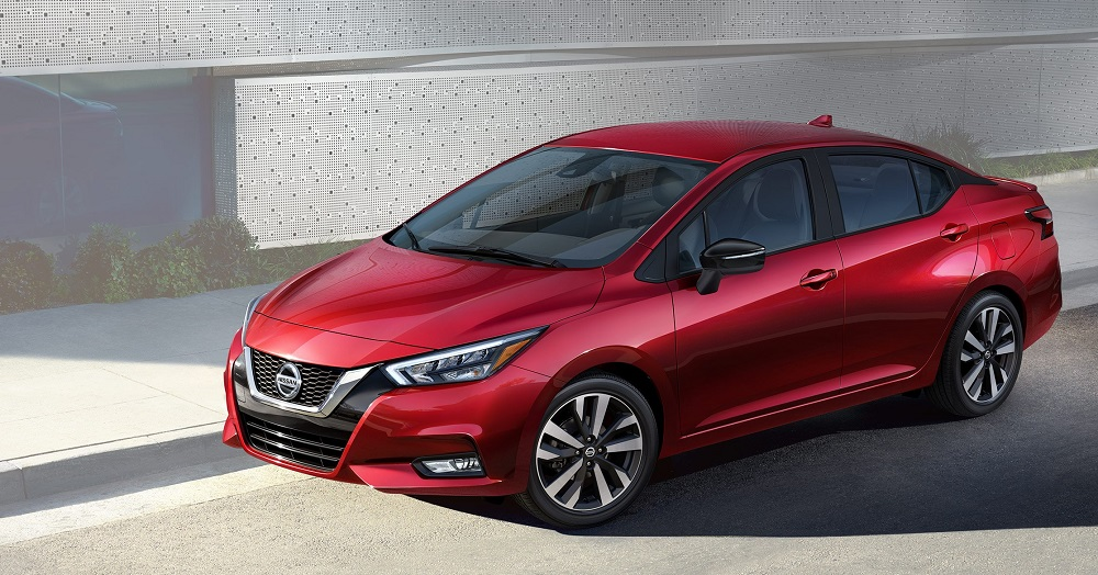 Why Buy 2020 Nissan Versa near Ocala FL