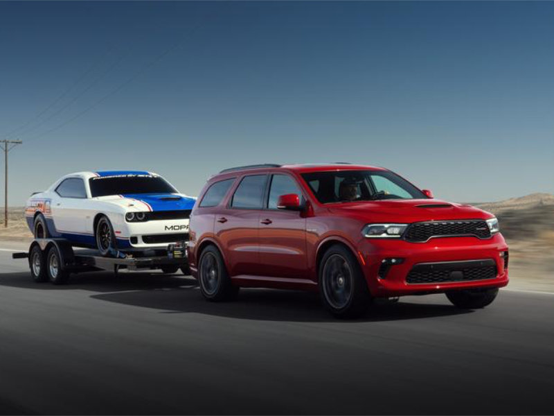 2021 Dodge Durango on Long Island NY