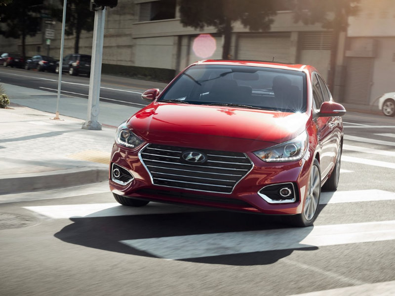 2021 Hyundai Accent Lease and Specials near Charlotte NC