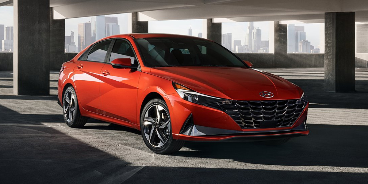 2021 Hyundai Elantra is coming to Matthews NC