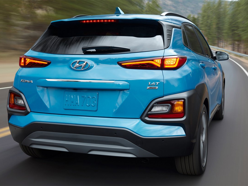 Newark NJ - 2021 Hyundai Kona's Overview
