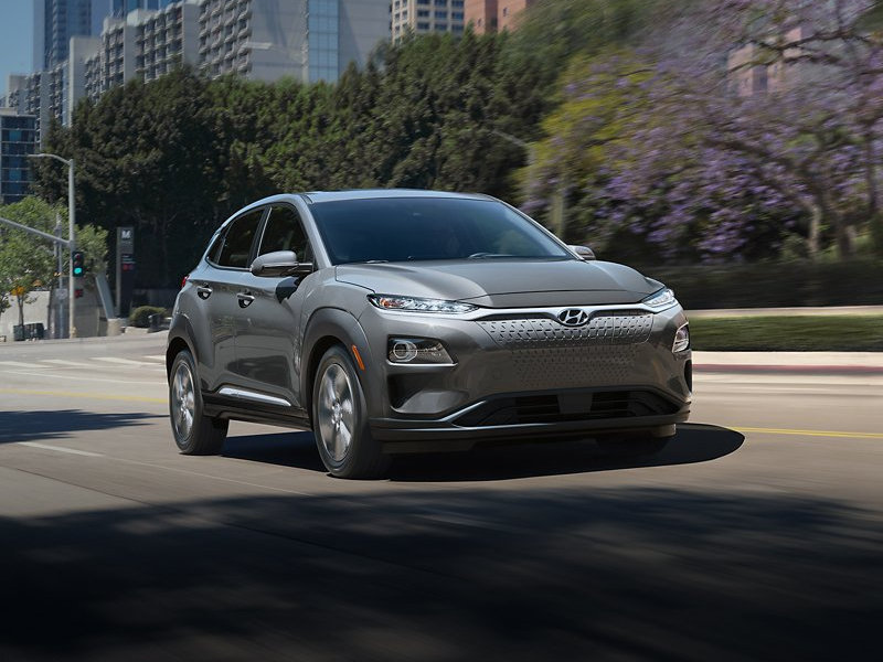 2021 Hyundai Kona Electric Lease and Specials near Charlotte NC
