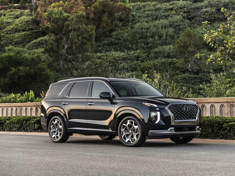 North Carolina Review - 2021 Hyundai Palisade