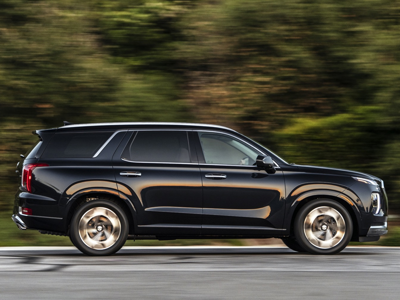 2021 Hyundai Palisade Review in Matthews NC